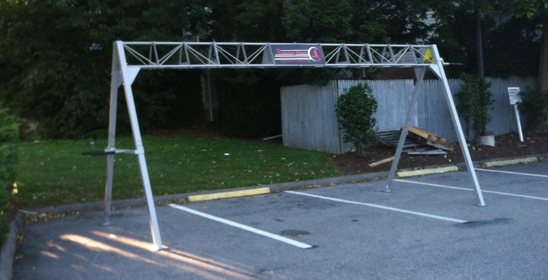 Trx outside - The Training Floor, Kettlebell, TRX, Boot Camp, Kids ...