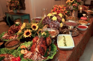 Thanksgiving-Buffet