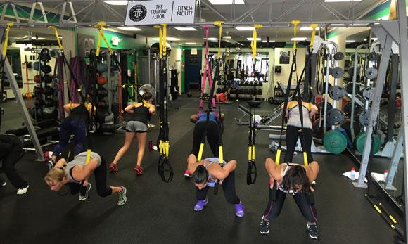trx-class-workout-stamford