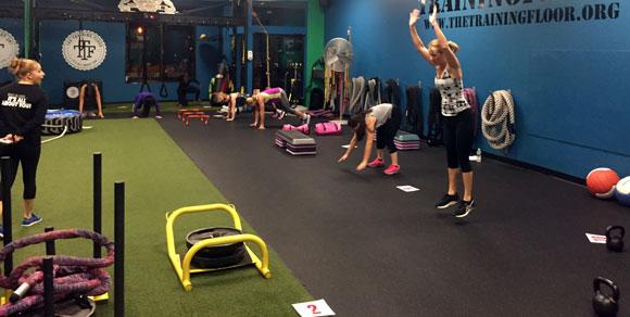 workout-training-stamford